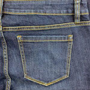 ana Womens Boot Cut Stretch Jean Size 31/12